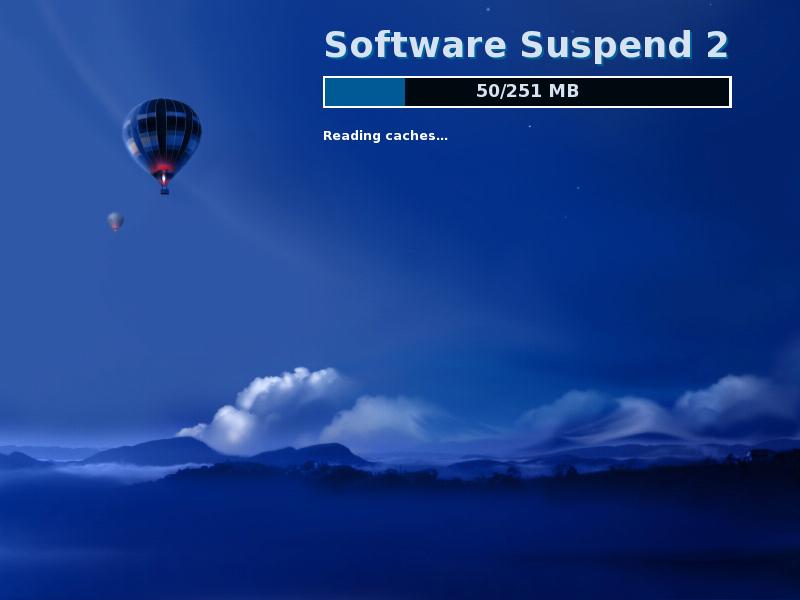 Suspend2 Suspended - Slashdot